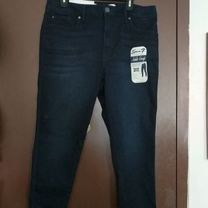 Seven7 Classic Ankle Cropped Jean